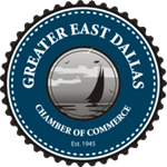 Greater East Dallas Chamber of Commerce seal