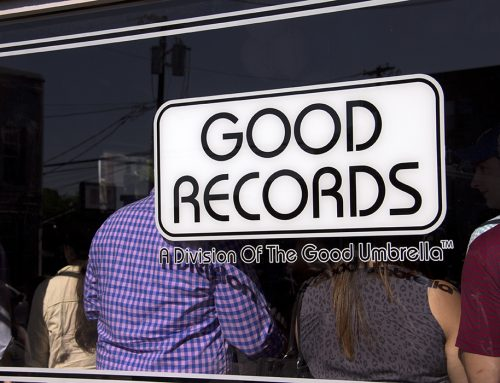Good Records is good to-go under new rules
