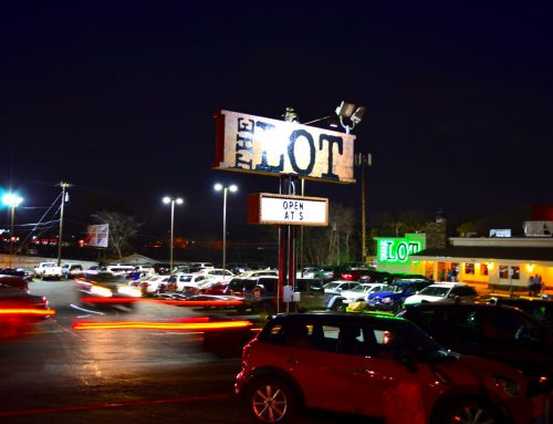 The LOT is permanently closing