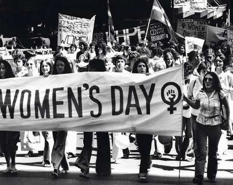 Taken from the International Women's Day Facebook page.