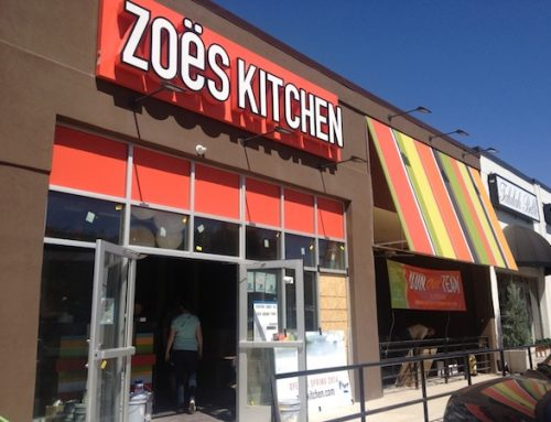 Zoës Kitchen closes in Lakewood after seven years