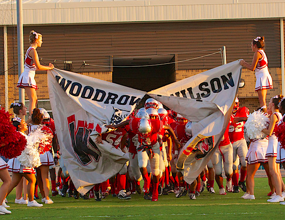 Photo from woodrowwildcats.org