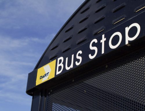 Stuff a DART bus with blankets, food and toys at Mockingbird Station