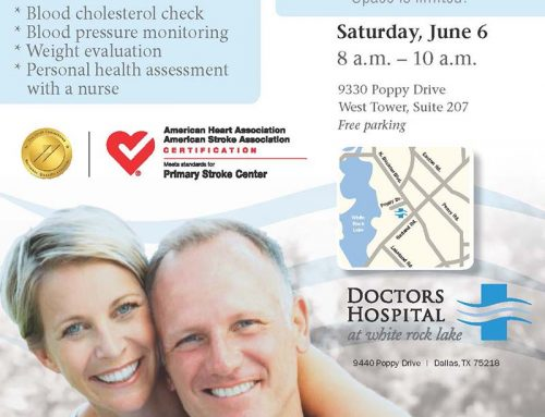 Advocate Local Promo: Sign-Up for a free Stroke Screening