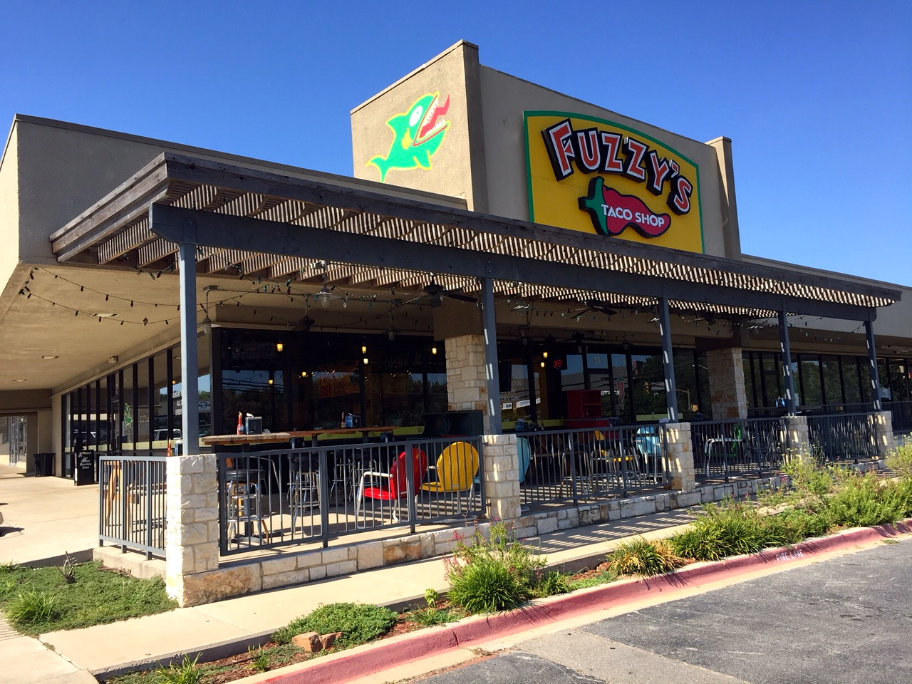 Fuzzy's is closing and Dream Cafe is opening in its place: Photo by Brittany Nunn