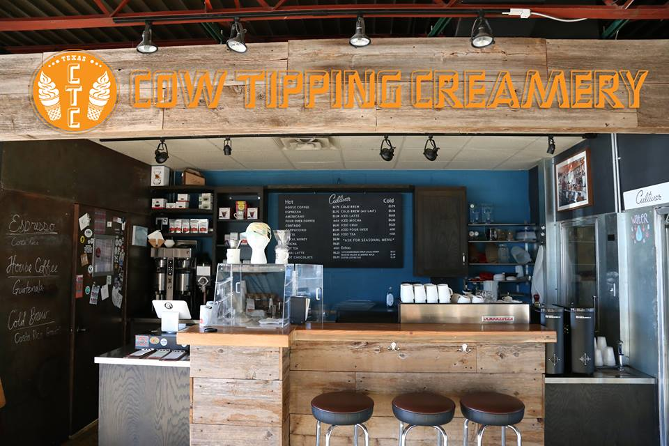 Cow Tipping Creamery (photo from Facebook)