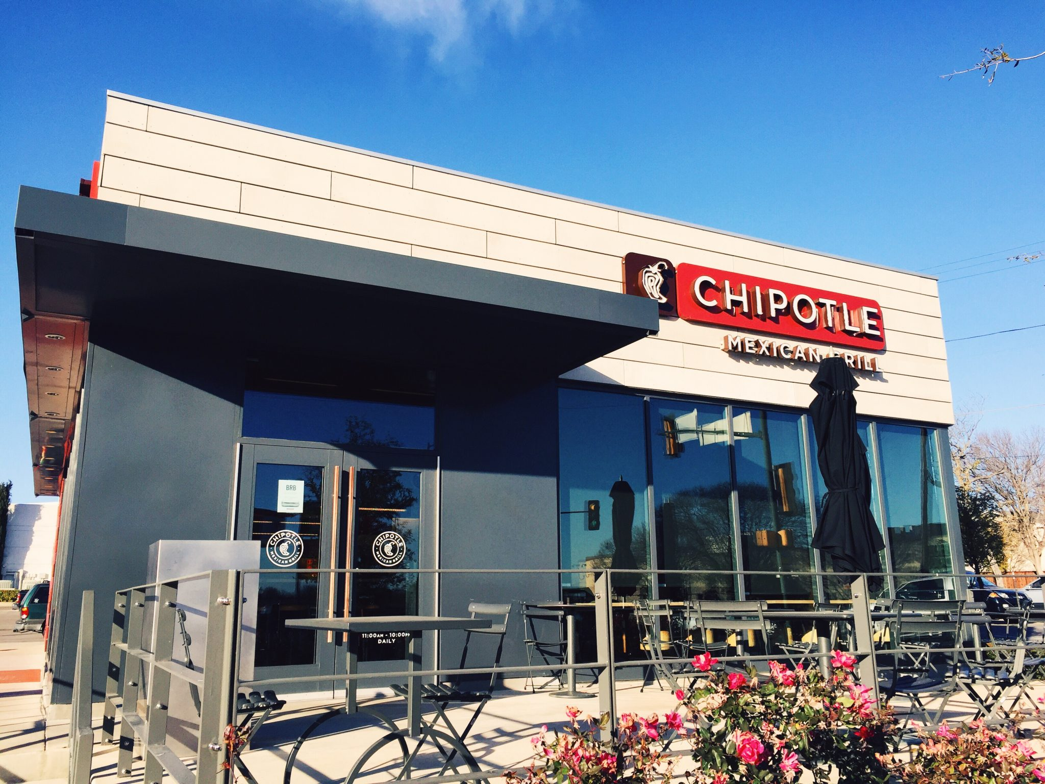Chipotle (photo by Brittany Nunn)