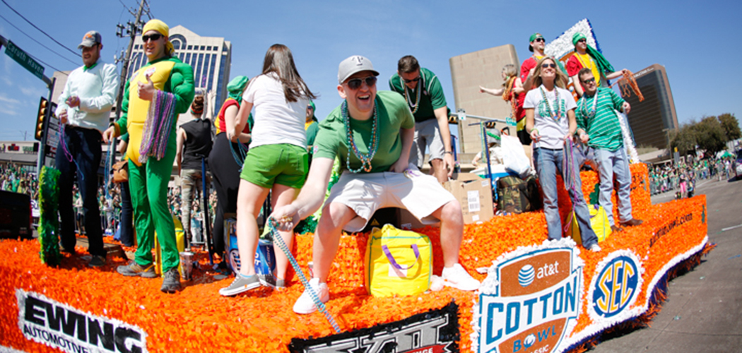 St. Patrick's Day Parade Photo by Melissa Macatee
