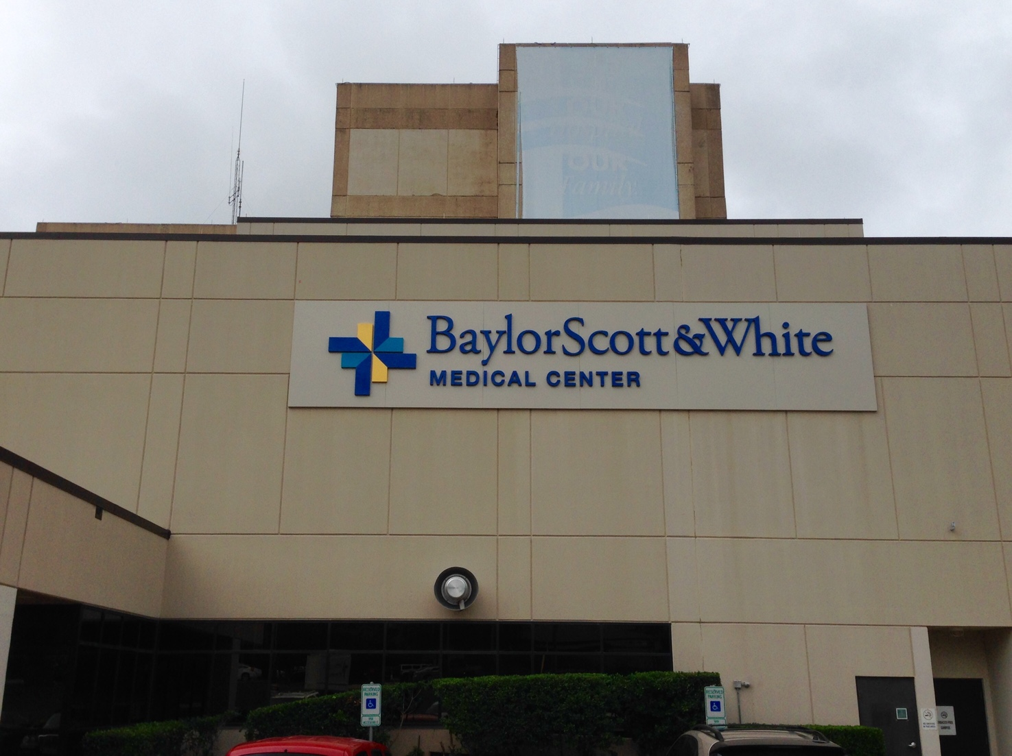 Doctors Hospital is now Baylor Scott & White Medical Center – White Rock. (Photo by Christina Hughes Babb)