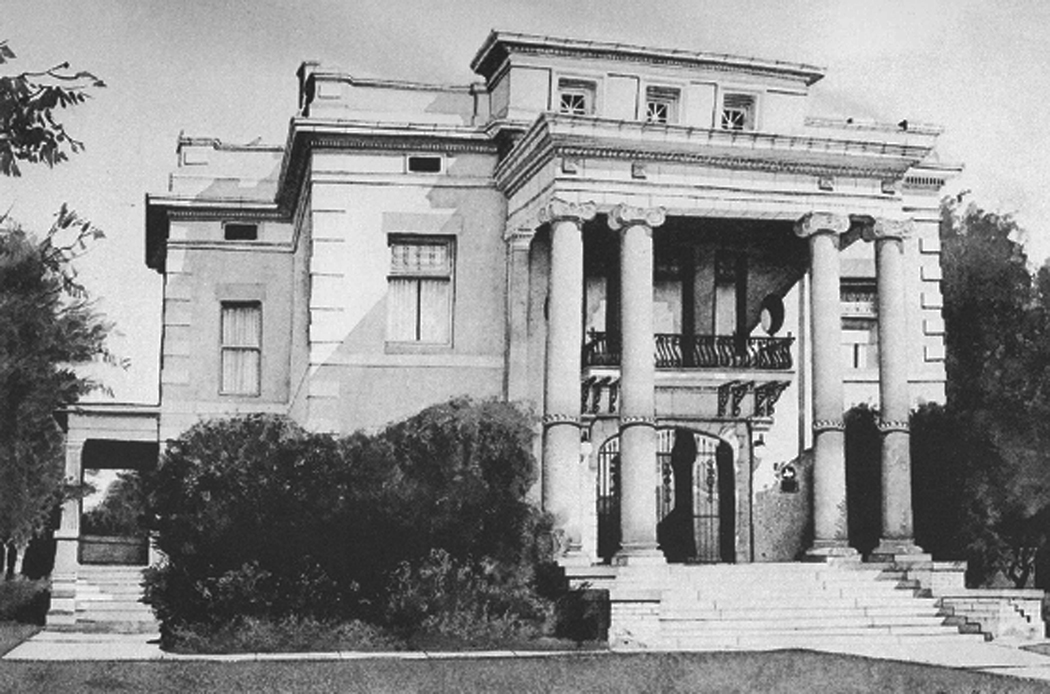 Past Present The Alexander Mansion Lakewood East Dallas