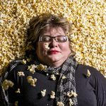 Cheri Flynn: worked at a theater as a summer job. (Photo by Danny Fulgencio)
