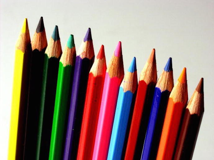 Crayons (Photo by Taller de Imagen (TDI)/Cover/Getty Images)