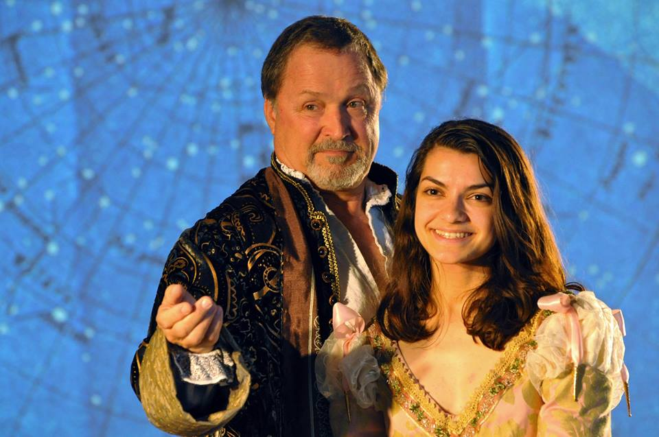 """""""The Tempest"""" closes out the Dallas Shakespeare season. (Photo from Facebook)"""