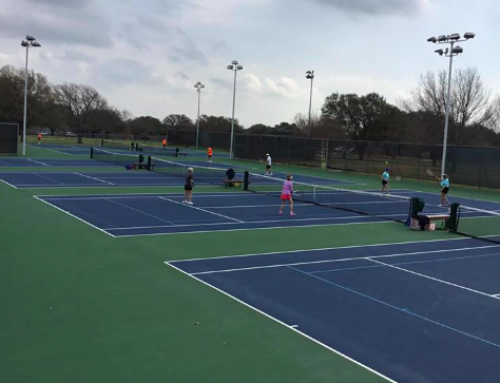 Mita Havlick: Why Samuell Grand Tennis Center is an ace