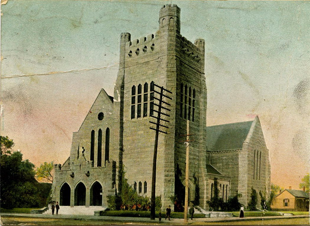 St. Matthew's Cathedral. (Texas State Historical Association)