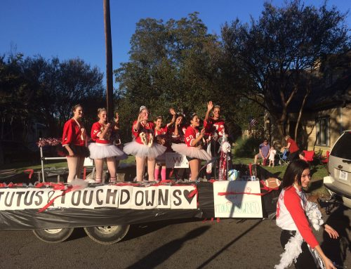 Reverse: Woodrow's homecoming parade will be drive-thru event for spectators