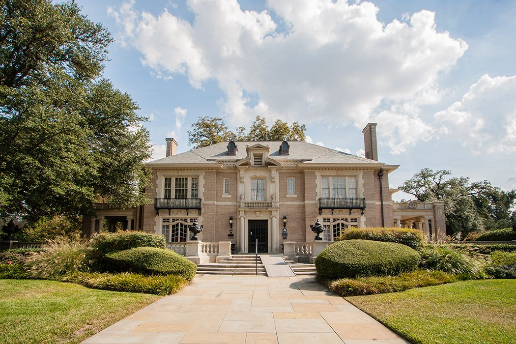 The Aldredge House marks its 100th year on Swiss Avenue. (Photo by Rasy Ran)