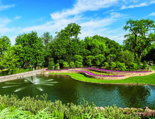 Social distance outside with $2 admission to the Arboretum in August