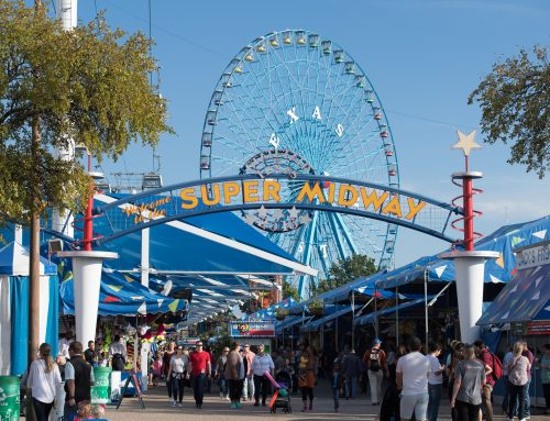 We're giving State Fair tickets away!