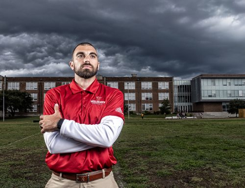 Betting on Benedetto: A new era of Woodrow football begins