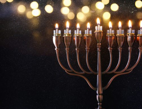 It's Christmas, but you can celebrate Hanukkah today too. Here's where