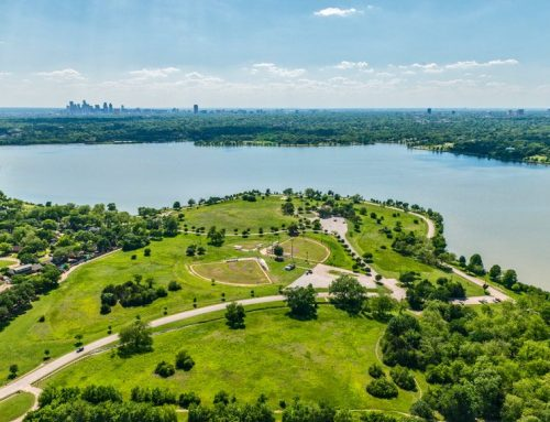 Cast your vote for White Rock Lake, a chance to win $20,000 toward its preservation