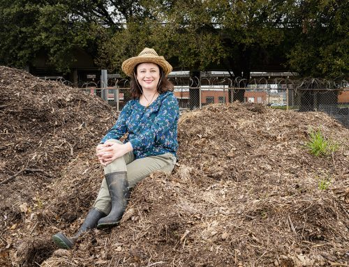 Lakewood neighbor gets engrossed in 'gross stuff' as founder of citywide composting startup
