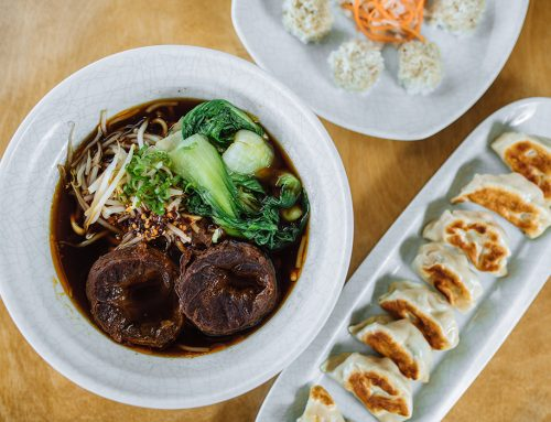 Grub to go: Savor these delivered dishes