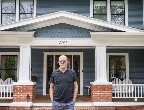 Focus on Teens: Even Eric Nadel notices this neighbor helping homeless youth
