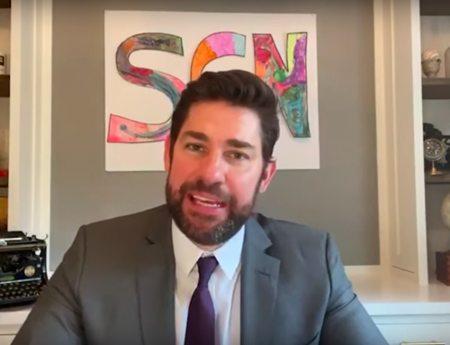 'The Office' star John Krasinski shows some love to this East Dallas pop-up kitchen on YouTube