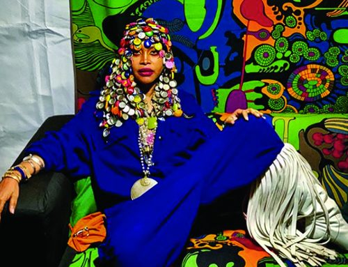 Erykah Badu calls out inequality in the music industry