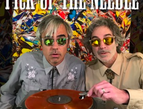 Neighbors' comedy podcast spoofing classic rock songs provides the laughs we all need right now