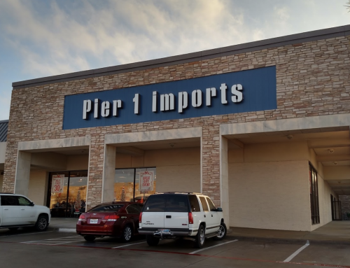 Say goodbye to a chair-ished store: Pier 1 to close all stores because of COVID-19 impact