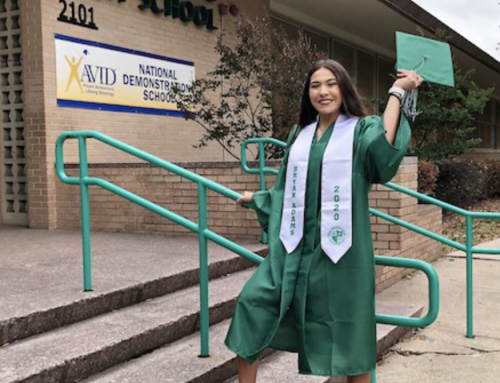 Bryan Adams senior standout heads to Texas A&M after overcoming homelessness