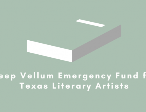 Deep Vellum Publishing launches emergency fund for Texas writers