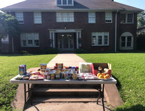 Neighbors helping neighbors: How one Lakewood resident feeds those around her