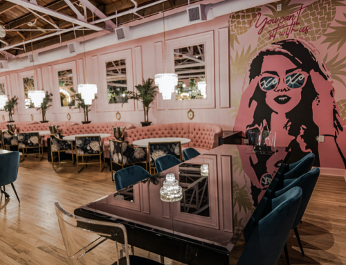 New East Dallas restaurant opens with speakeasy lounge and extra pink dining