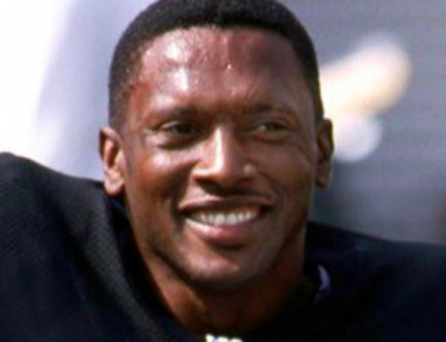 Tim Brown, Woodrow's Pro Football Hall of Famer, supports changing school name