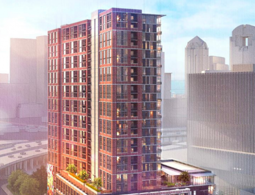 New high-rise in Deep Ellum opens as part of mixed-use project
