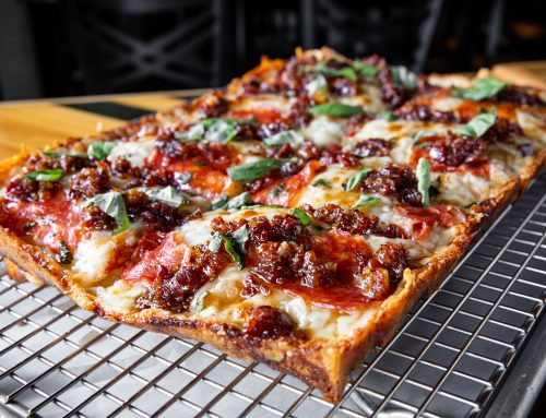 Cane Rosso's ghost kitchen Thunderbird Pies to deliver Detroit-style pizza