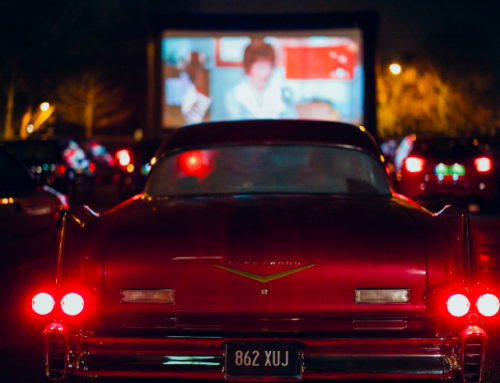 East Dallas' drive-in to celebrate Valentine's Day, Black History Month with film lineup