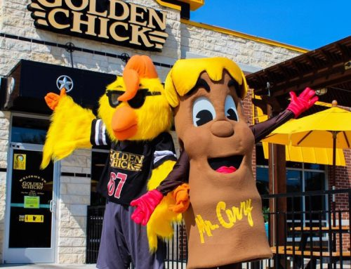 Fletcher's corny dogs available for a limited time at Golden Chick restaurants