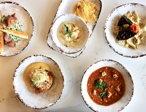 Stephan Pyles teams up with Fireside Pies for specialty menu