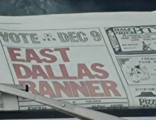 Do you remember the East Dallas Banner?