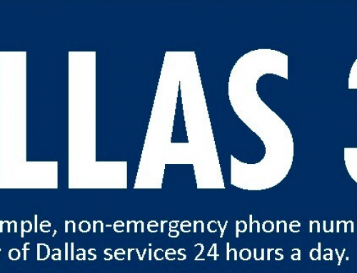 Try it, you'll like it: Dallas' 311 system