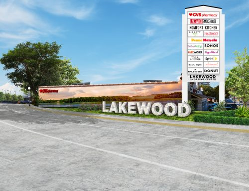 Spit and polish: Lakewood Shopping Center to get a refresh