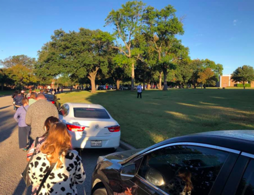 Long lines reported at early voting locations around East Dallas