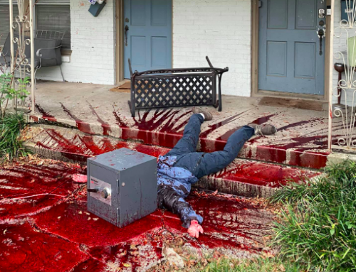 #TBT: Neighbor's gory Halloween scene recalls other controversial display