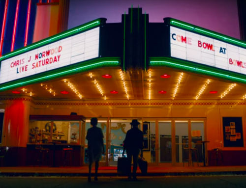 WATCH: Lakewood Theater featured in spooky new music video