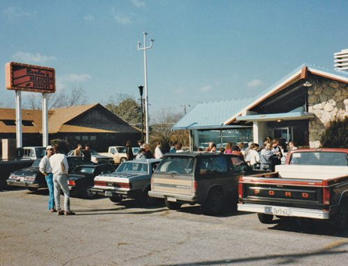 Neighbors reminisce on good times at Barbec's
